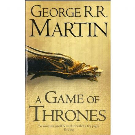 A Game of Thrones by George R.R. Martin (2011)
